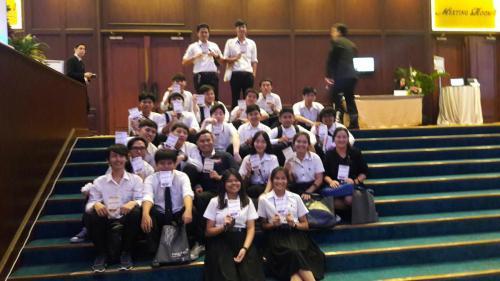 งานประชุมวิชาการและนิทรรศการของเนคเทค 2560 – 11 กันยายน 2560
